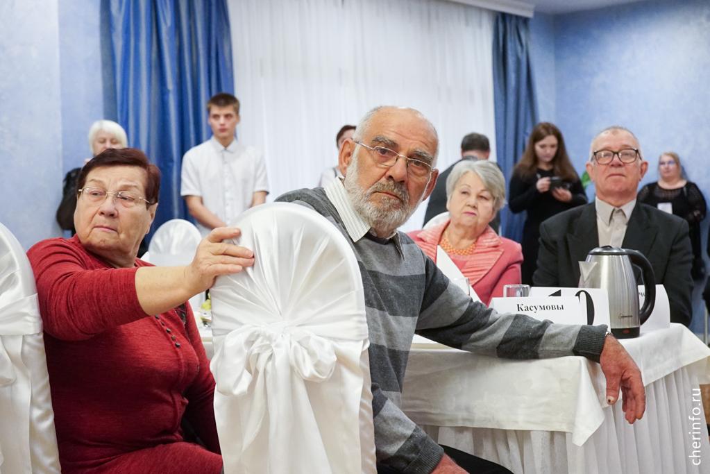Эльхан Гашам-оглы иВера Фёдоровна Касумовы