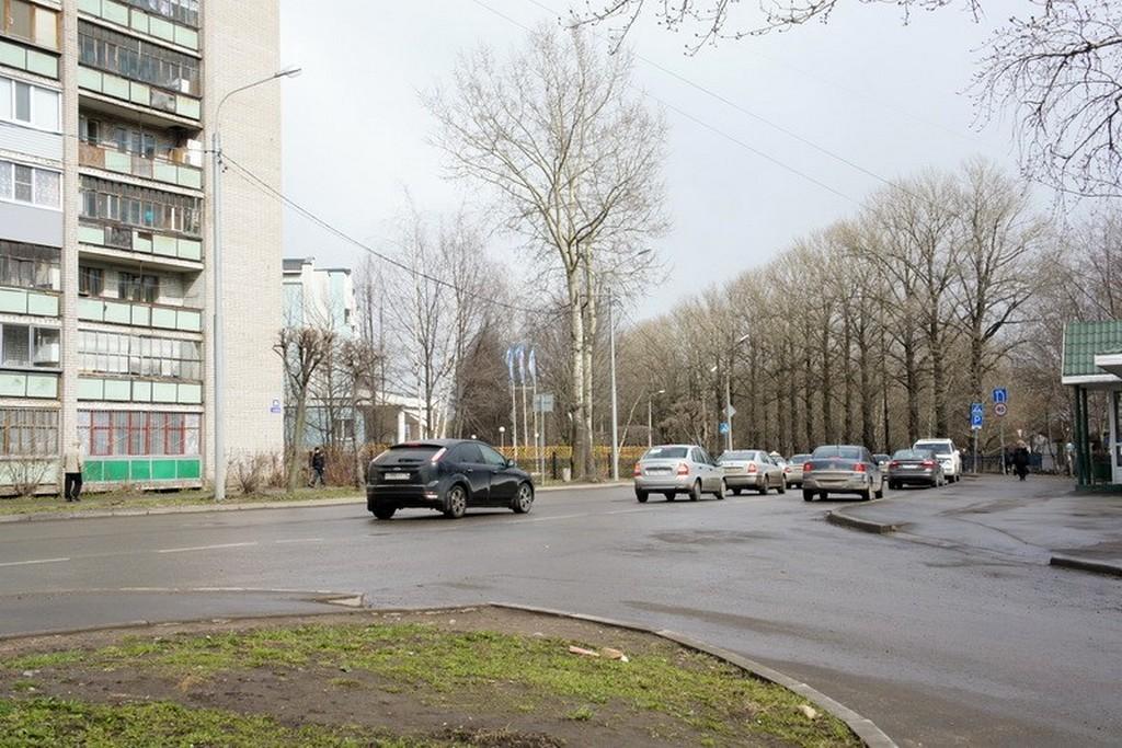 Улица Данилова
