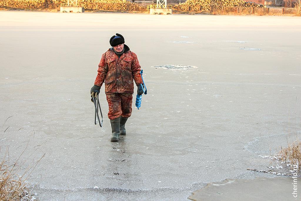 Рейд по рыбакам
