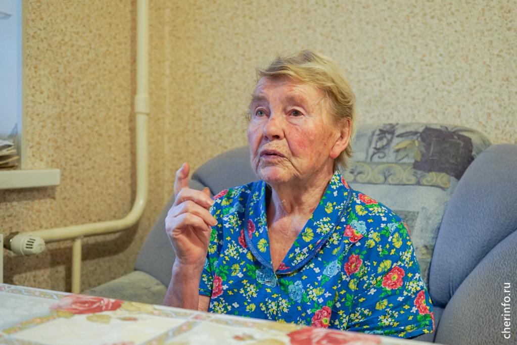 Анна Ивановна Аникичева
