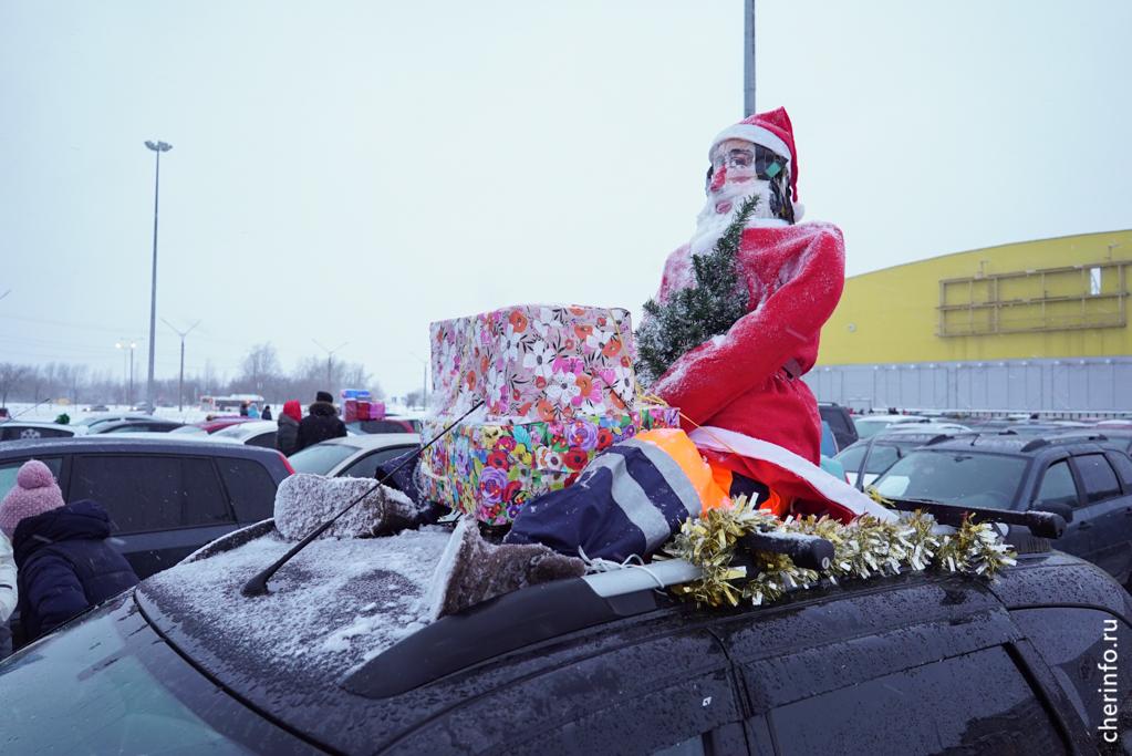 Дед Мороз Груздневых