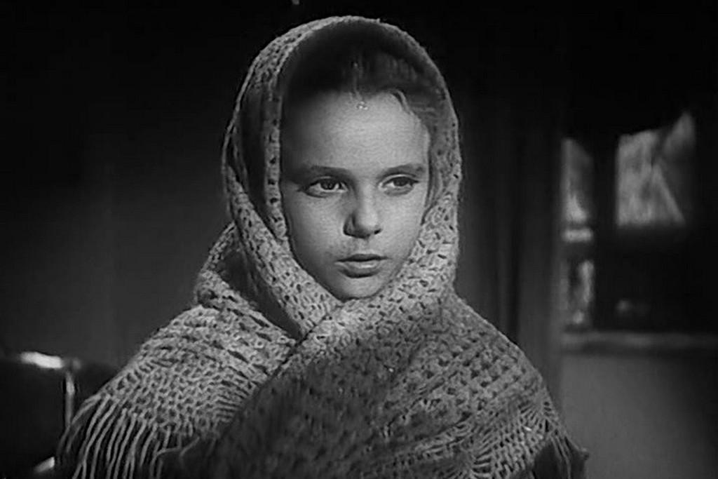 Кадр из фильма «Жила-была девочка»