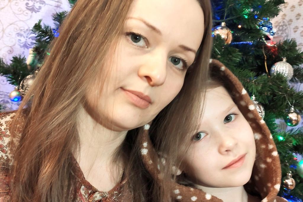 Оксана Петряшова