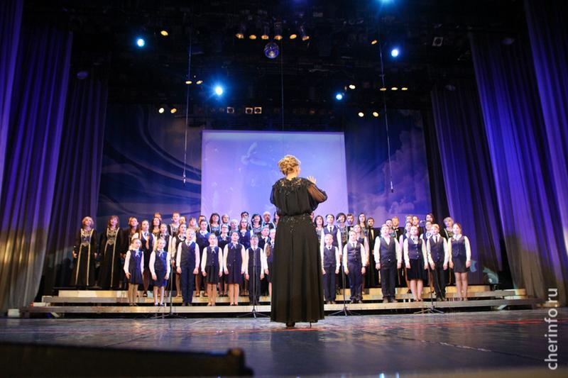 Городской фестиваль хоров «Голоса Победы»