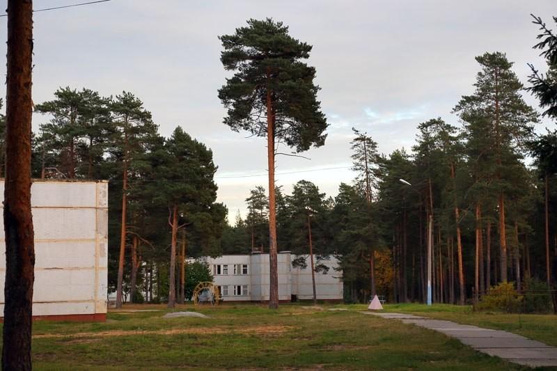 Загородный лагерь