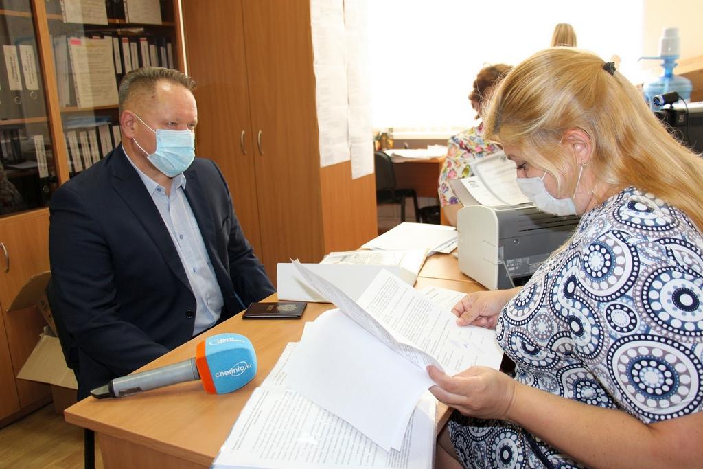 Михаил Колбиченков