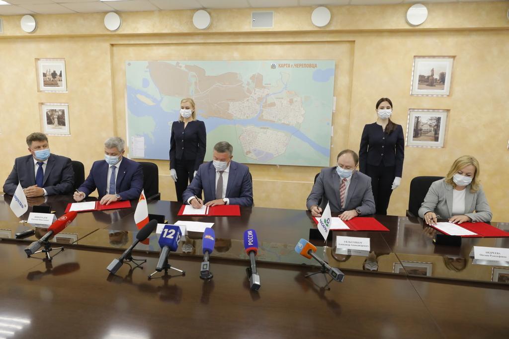 Компания «ФосАгро» пролонгировала четырехстороннее соглашение «Синергия роста»