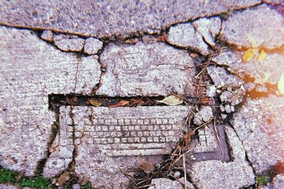 Древняя клавиатура