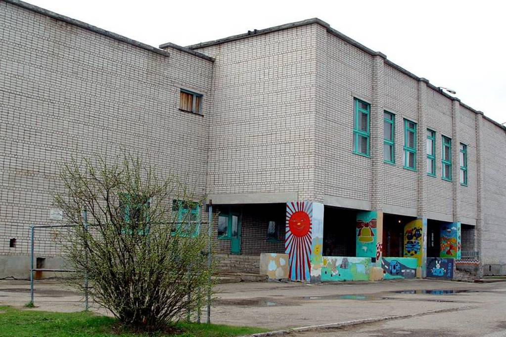 Школа в Чагоде