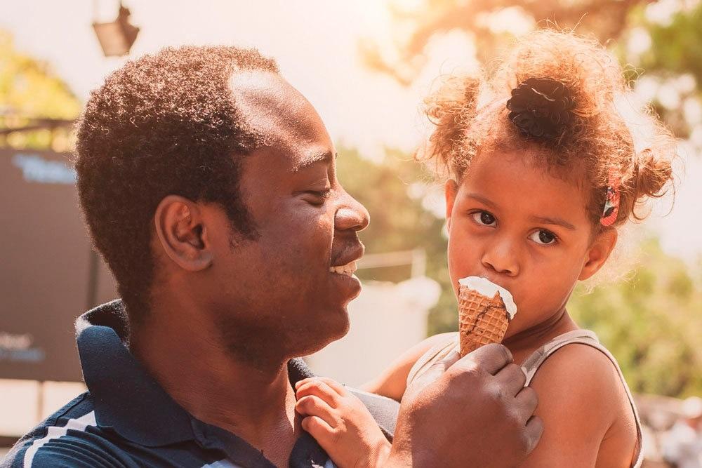 Африка и мороженое