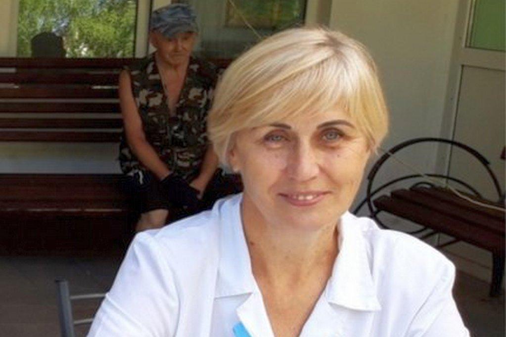 Людмила Нечаева