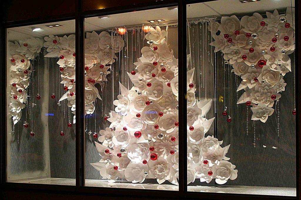 Новогодняя витрина