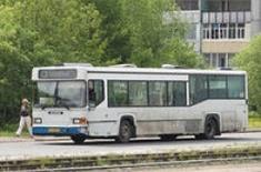 Череповец, проспект Победы, маршрут 4П.  27 мая 2012 г., воскресенье Автор.